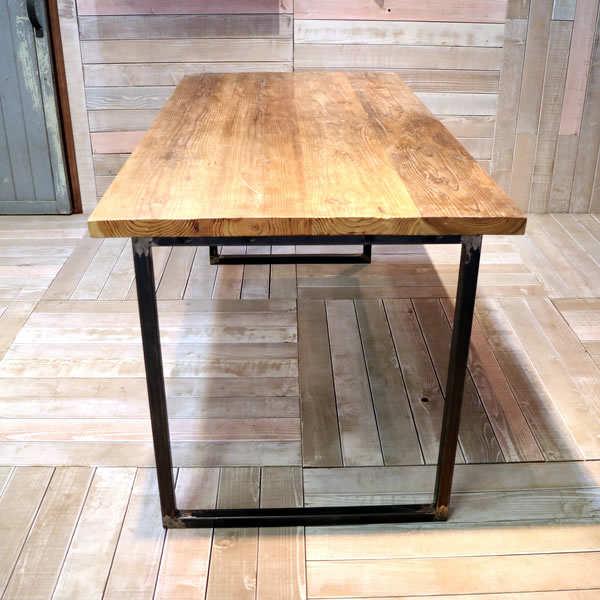 R(アール)シリーズ 四角脚ダイニングテーブル R092
