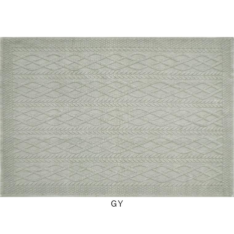 インド綿100% ラグマット マニカ Manica 90×130cm モリヨシ シュエット