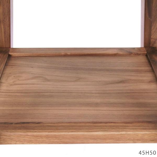 ブルーノ サイドテーブル 45H50
